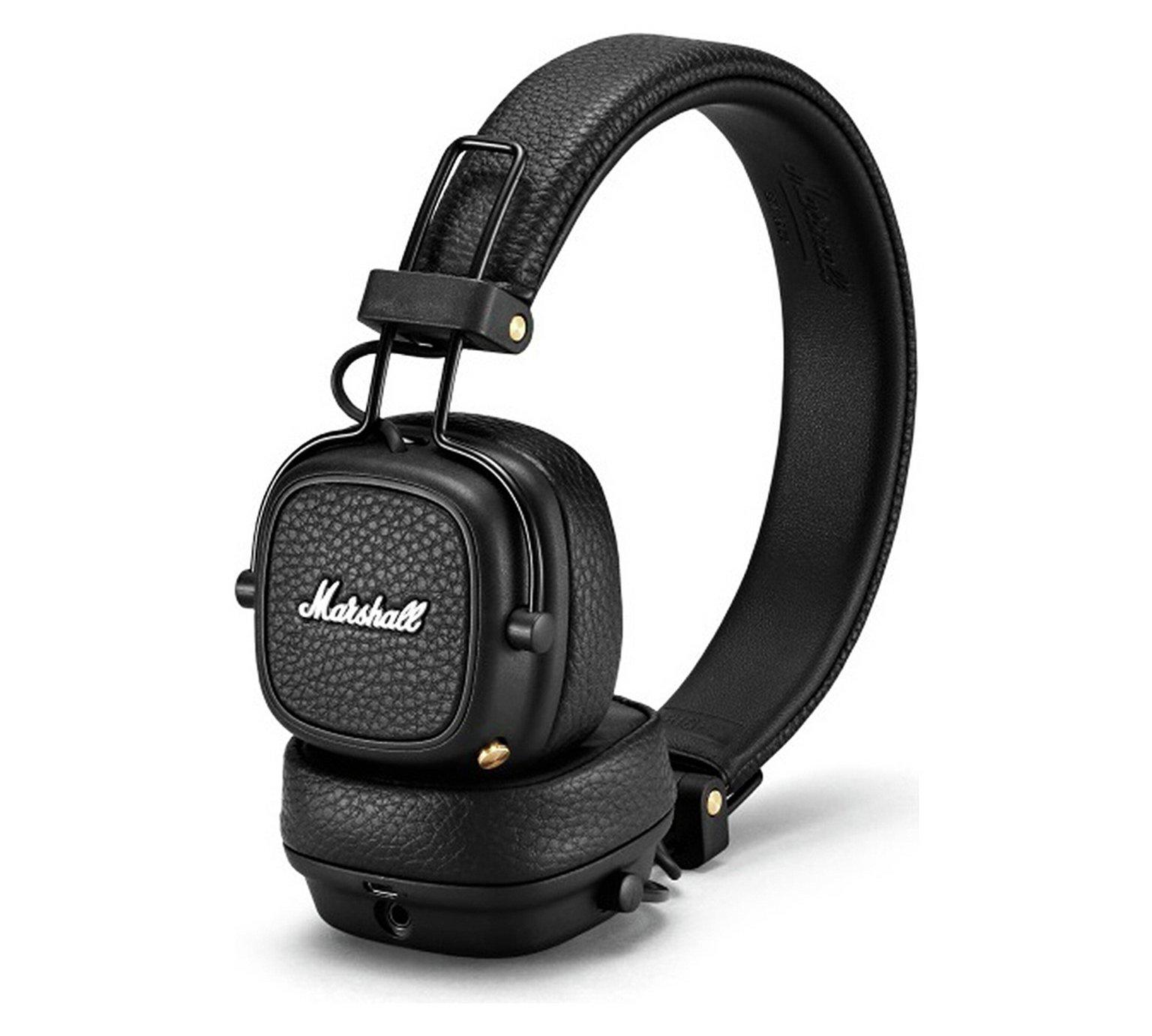 หูฟัง Marshall Major III Bluetooth สีBlack