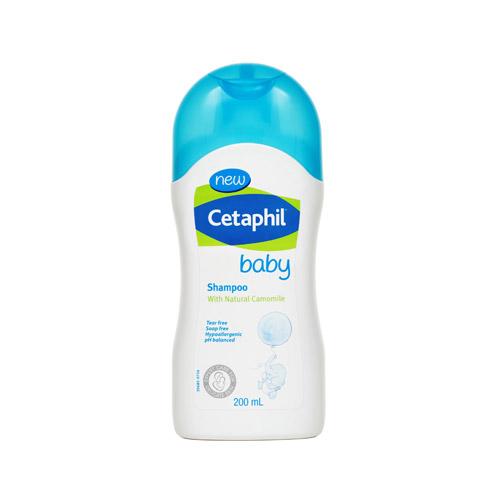 Cetaphil Baby Shampoo 200 ml เบบี้ แชมพู