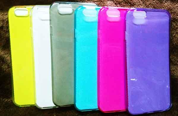 เคสยาง iPHONE 6