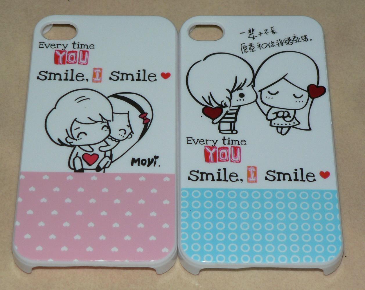 case iphone4/4s คู่รัก5