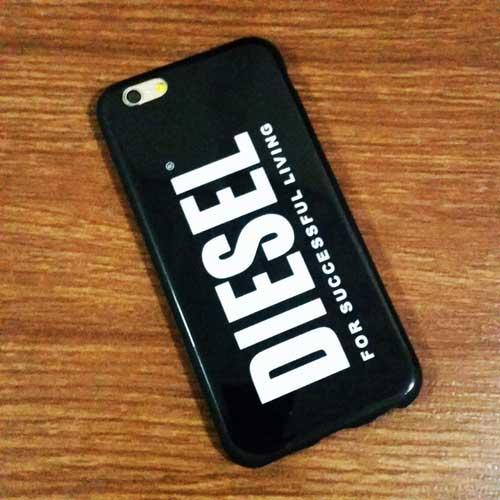 เคสไอโฟน 6/6s เคสยาง Diesel