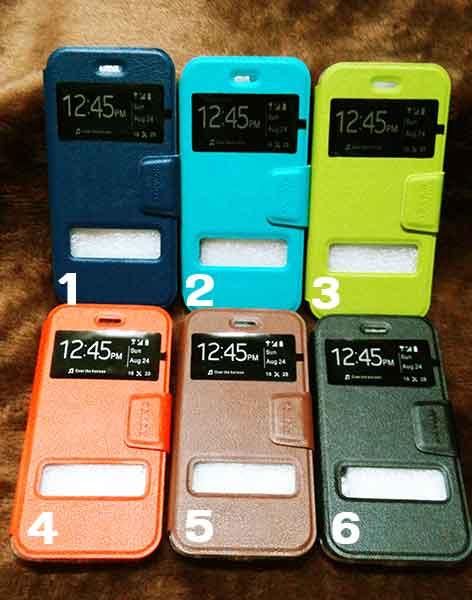 เคสฝาพับ Iphone 6 Mazz