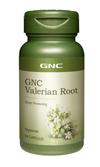 GNC Valerian Root จีเอ็นซี วาเลอเรียน รูท 50 Vegetarian Capsules Code: 195312 เลขทะเบียน อย. K 3/55