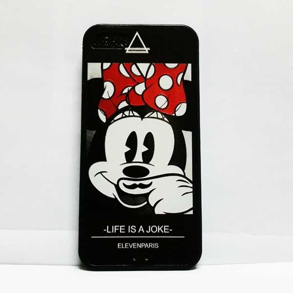 เคส มินนี่ ไอโฟน 7 ลายพิมพ์นูน