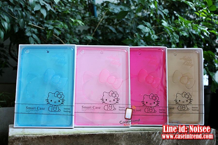 เคส iPad mini 1/2/3 - TPU Hello Kitty