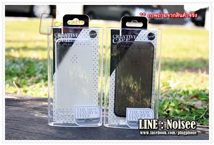 เคส iPhone5/5s - เคส TPU บาง 0.5 mm