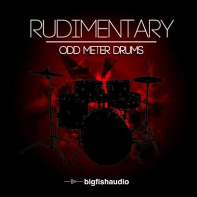 Big Fish Audio Rudimentary Odd Meter Drums KONTAKT