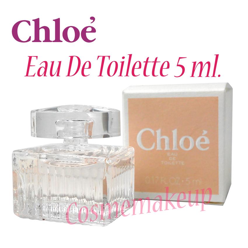 Chloé Eau De Toilette For Women ขนาด 5 ml.แบบแต้ม กลิ่นหอมสุดหรูหราสดชื่น เซ็กซี่ เย้ายวน