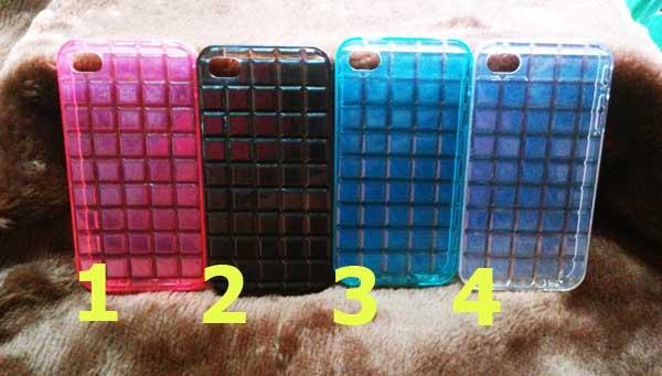 3D2 soft เคสไอโฟน 5 5s