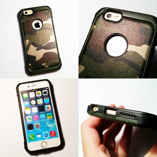 เคสไอโฟน 5/5s ทหาร