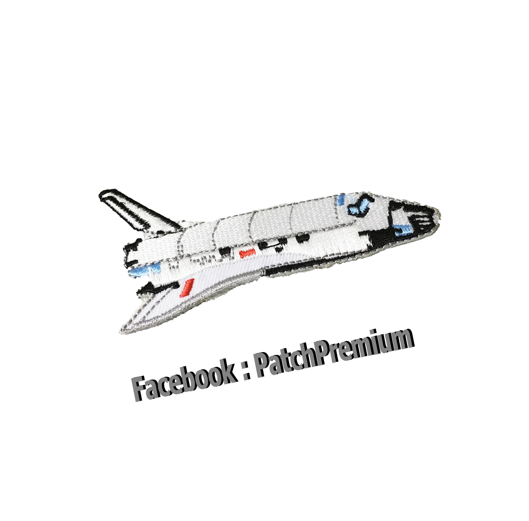 กระสวยอวกาศ - ตัวรีด (Size M)