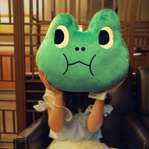 หมอนอิงไลน์ line pillow : leonard