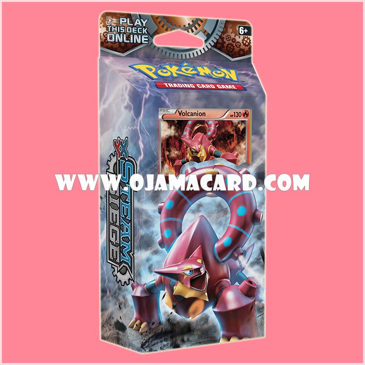 Pokémon TCG XY—Steam Siege : Gears of Fire Theme Deck