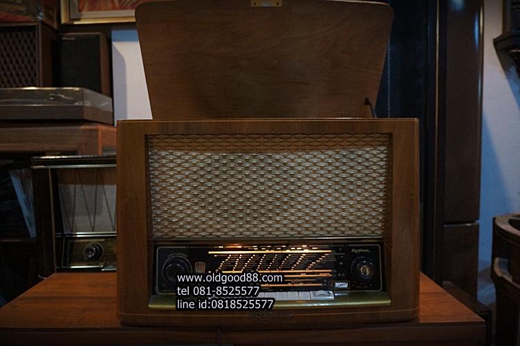 วิทยุหลอดResonar Marke /: Jubilé 7529GT ปี1956 รหัส22560sw