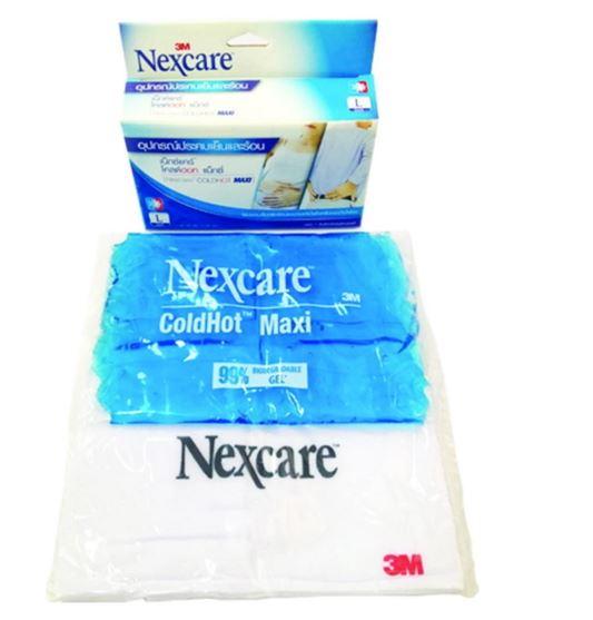 NEXCARE 3M Nexcare ColdHot MAXI Size L แผ่นเจลประคบร้อนเย็น ขนาดใหญ่ 30x20 ซม.