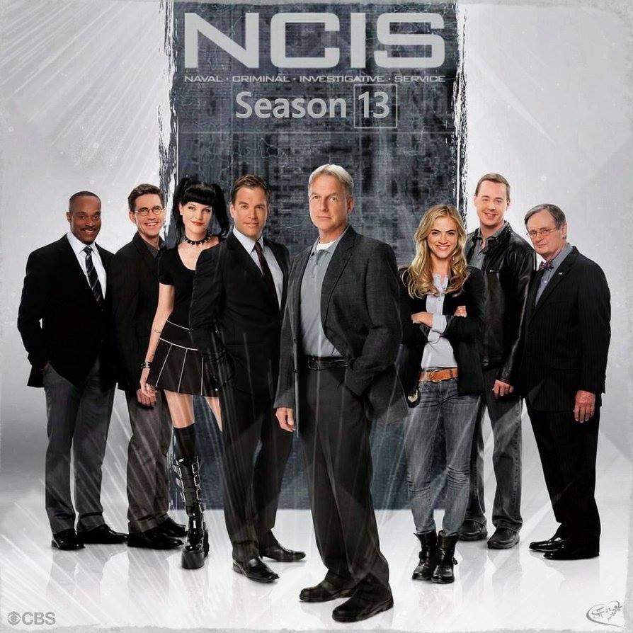 NCIS : Naval Criminal Investigative Service Season 13 / เอ็นซีไอเอส : หน่วยสืบสวนแห่งนาวิกโยธิน ปี 13 (พากย์ไทย 5 แผ่นจบ+แถมปกฟรี)