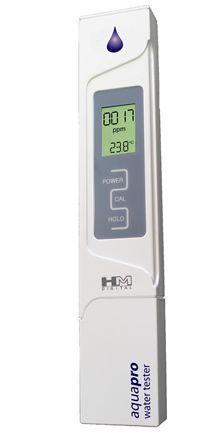 EC01-เครื่องวัดค่าการนำไฟฟ้า EC METER มิเตอร์วัดความเข้มข้นปุ๋ยAB และอุณหภูมิ