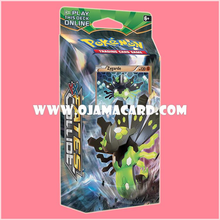 Pokémon TCG XY—Fates Collide : Battle Ruler Theme Deck