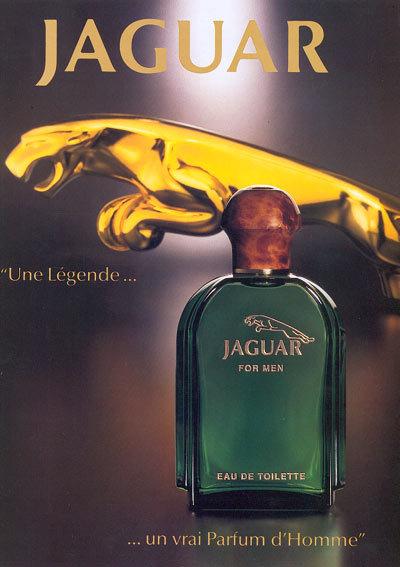 น้ำหอม Jaguar For Men EDT 100ml.