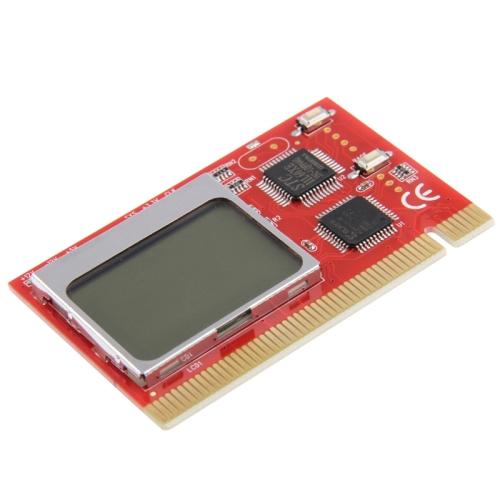 LCD PCI Debug Card For PC