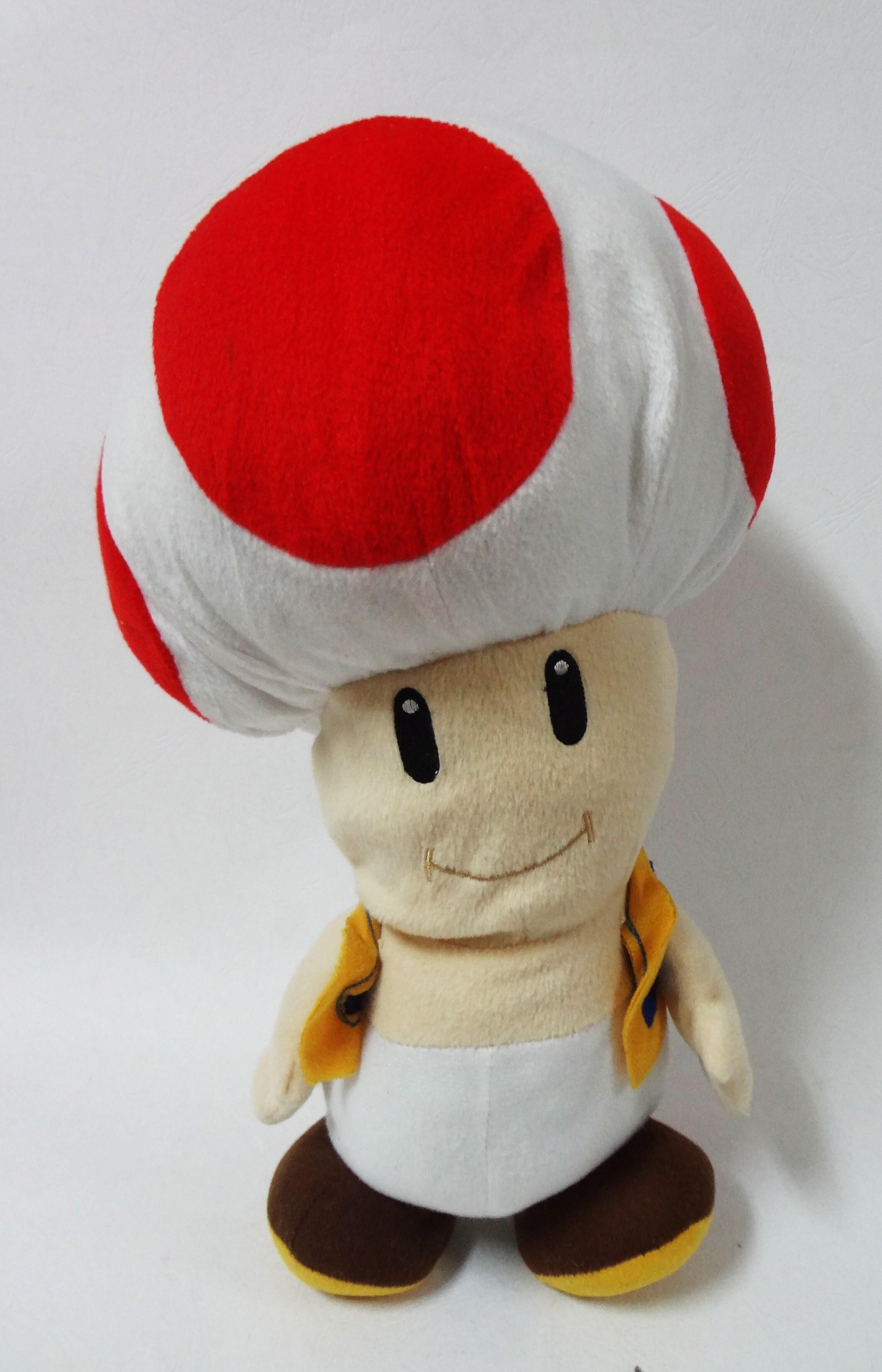 ตุ๊กตาเห็ด Mario