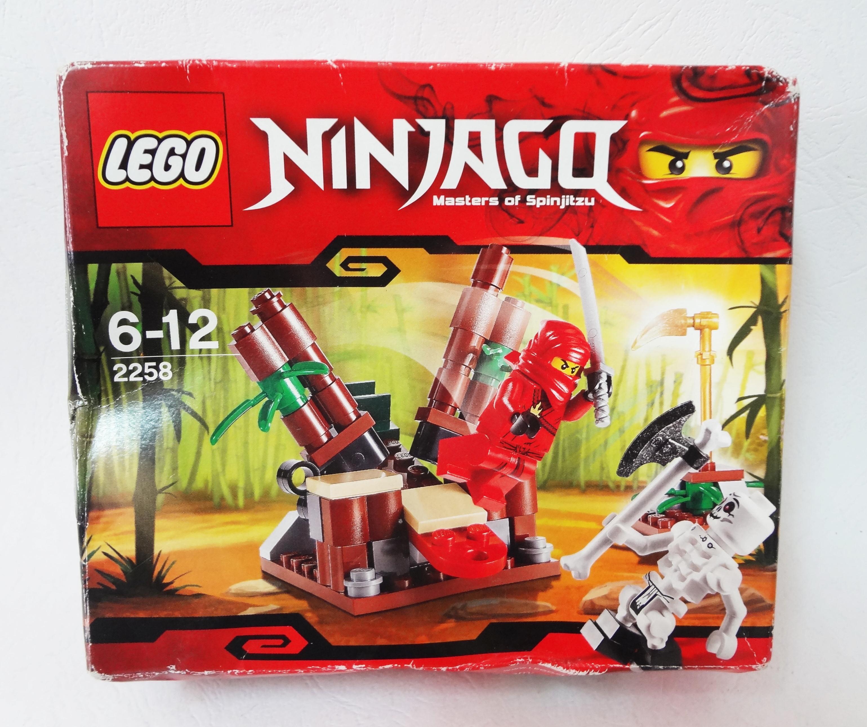 LEGO : Ninjago # 2258 (Kai)
