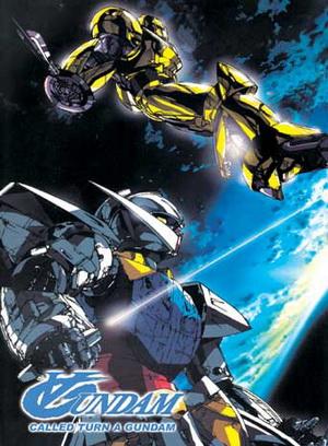 Turn A Gundam : เทิร์นเอกันดั้ม (V2D บรรยายไทย 3 แผ่นจบ + แถมปก)