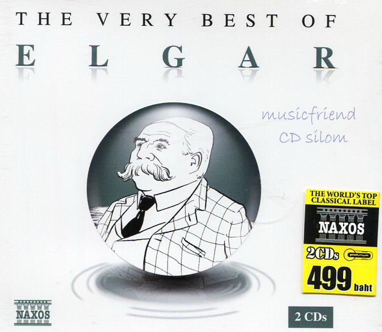 Elgar The Very Best Of (Classical)