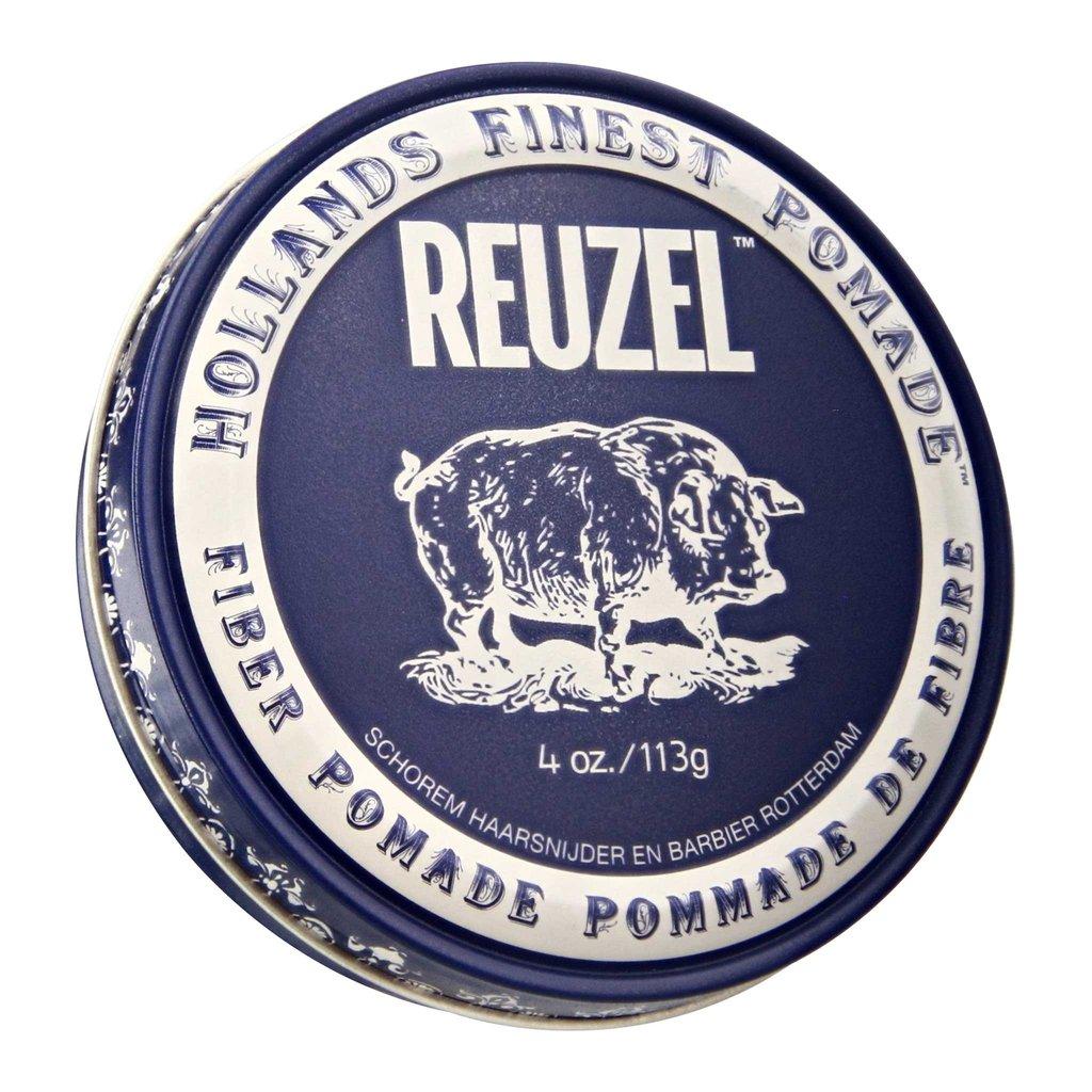 Reuzel FIBER POMADE (Water Based) ขนาด 4 oz.