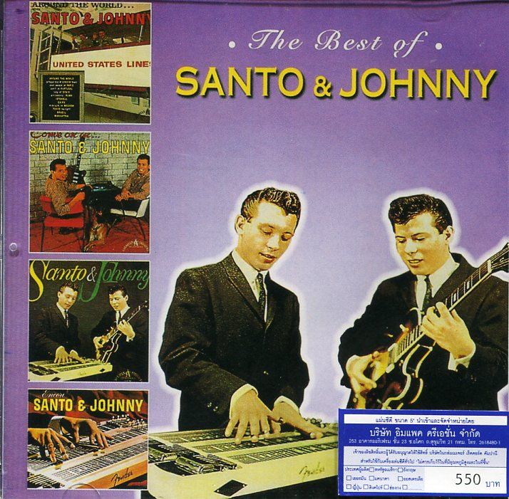 Santo & Johnny - The Best Of