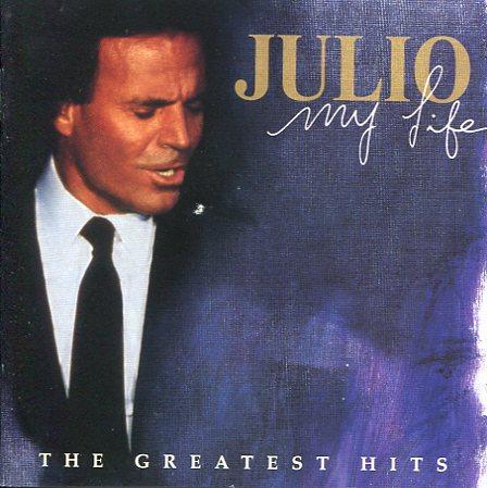 CD,Julio Iglesias - My Life - The Greatest Hits(USA)