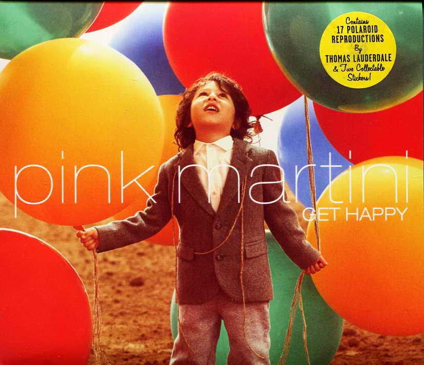 Pink Martini Get Happy