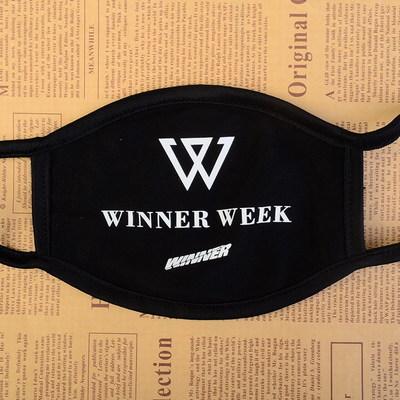 ผ้าปิดปาก Winner Week
