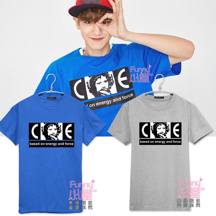 เสื้อยืด CE Sty.Chanyeol -ระบุสี/ไซต์-