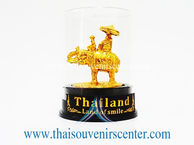 ของที่ระลึกไทย ที่ทับกระดาษ-ช้าง แพ็คคู่ 2 ชิ้น