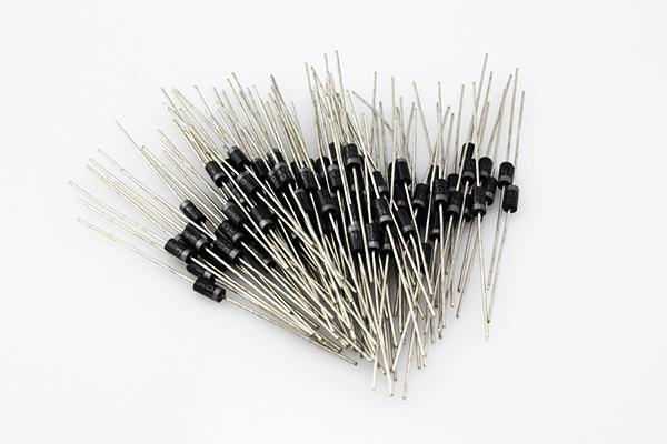 ไดโอด1A 50V rectifier diode 1N4001