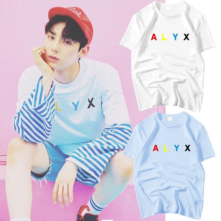เสื้อยืด ALYX Sty.Wanna one -ระบุสี/ไซต์-