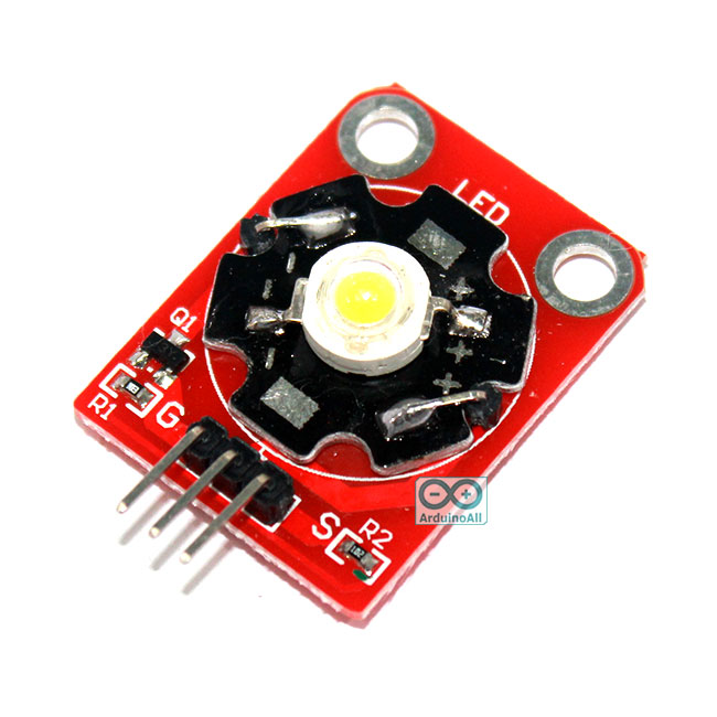 3W LED module high power module ARDUINO