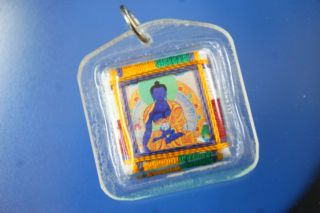 พระไภษัชยพุทธเจ้า (Bhaisajya guru)