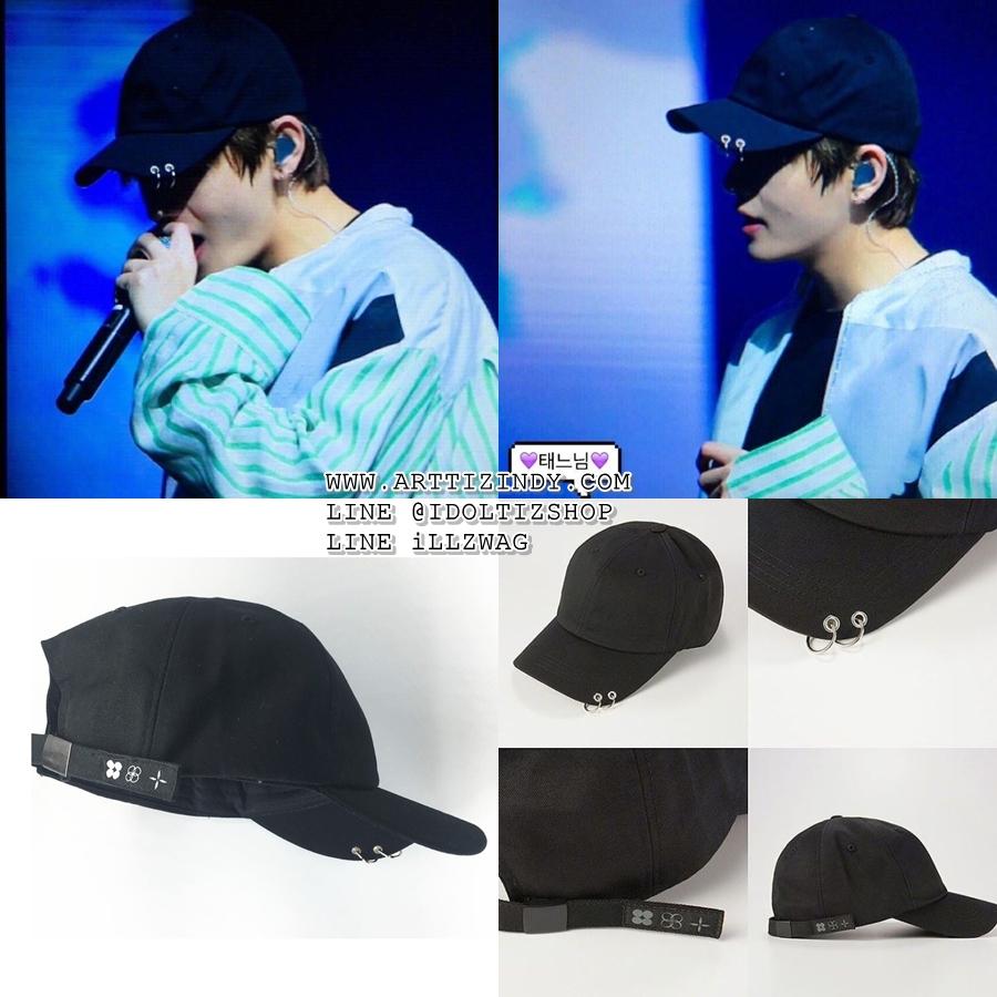 หมวก BTS 2017 BTS LIVE THE WINGS TOUR