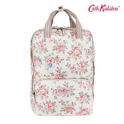 *Pre Order*Cath Kidston-UK (Copy-A) กระเป๋าเป้ผ้าใบพิมพ์ลายสไตล์ยุโรป size 30x40x14 cm.