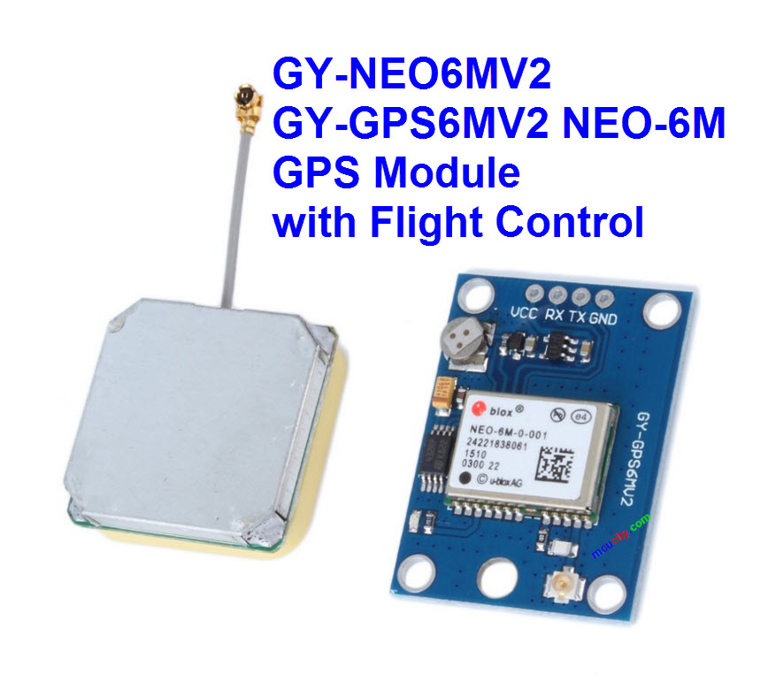 GY-NEO6MV2 GY-GPS6MV2 NEO-6M GPS Module with Flight Control