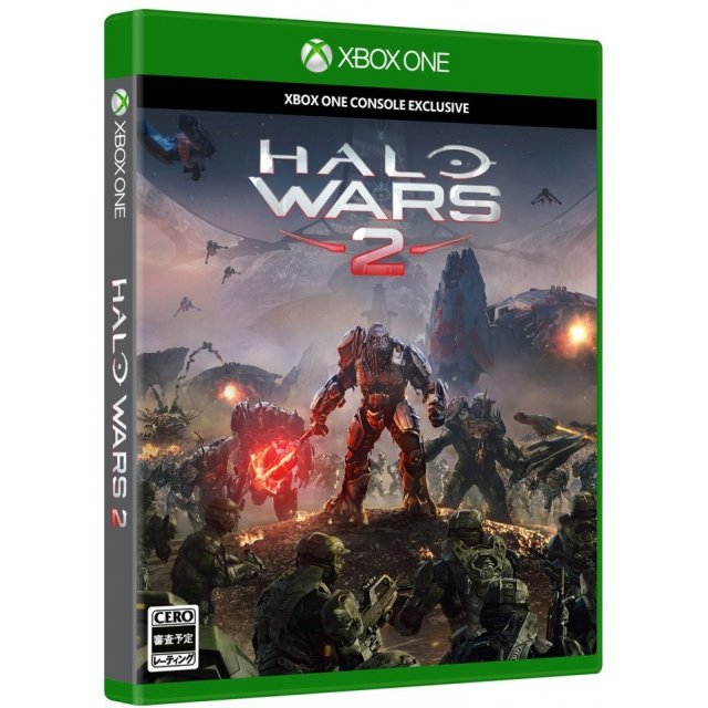 Xbox One:Halo Wars 2 (Asia)