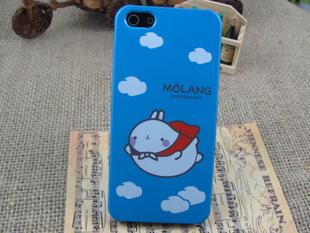 เคสไอโฟน 5/5s/SE (Case Iphone 5/5s/SE) Hard Case เคสไอโฟนกระต่ายน่ารักสไตส์เกาหลี แบบ 7