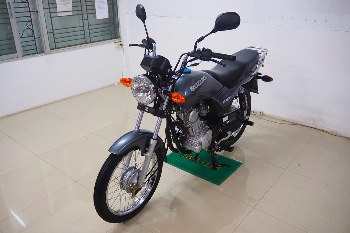( ฟรีดาวน์ ) Suzuki GD110 (ใหม่) ยังไม่จดทะเบียน