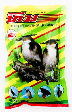 ทีม special ยอดอาหารนกผสมสูตรพิเศษ 200g.