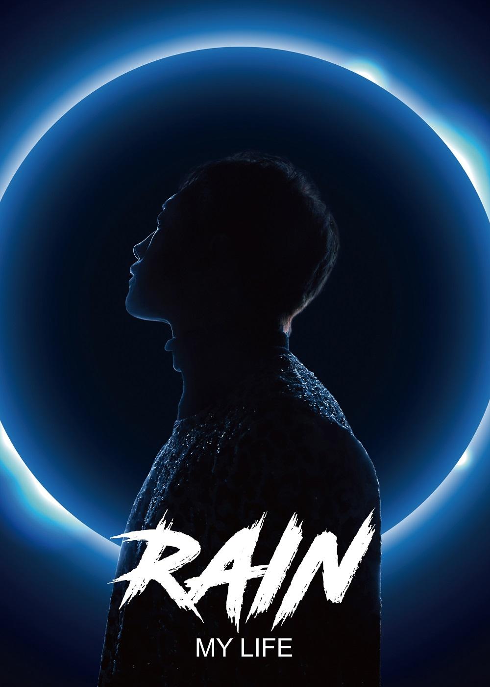 [Pre] Rain : Mini Album - MY LIFE 愛