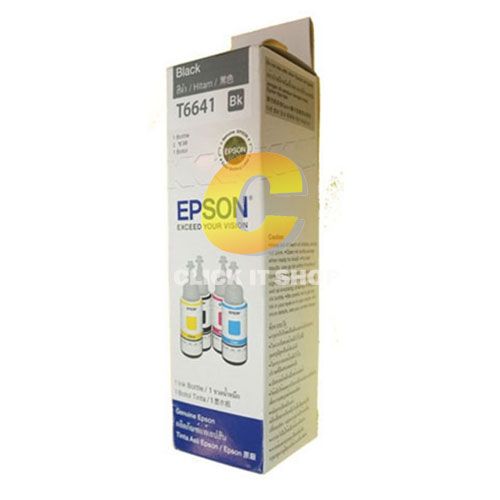 EPSON BK 70ml. T6641