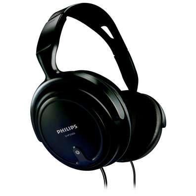 หูฟังครอบหู PHILIP HEAD PHONE รุ่น HP-2000