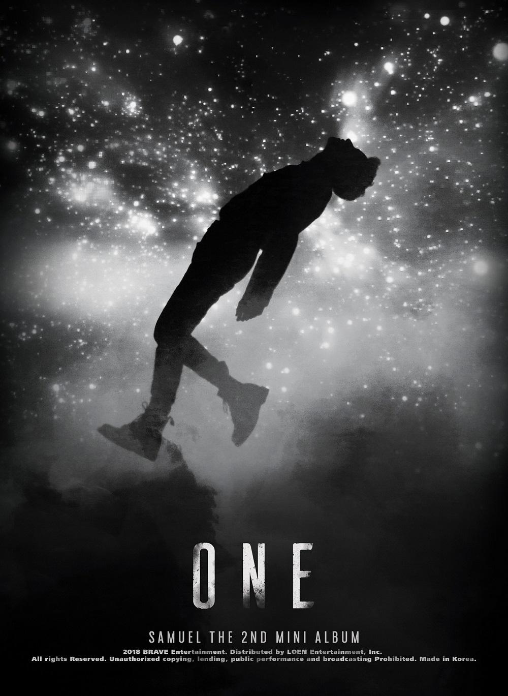 [Pre] Samuel : 2nd Mini Album - ONE +Poster